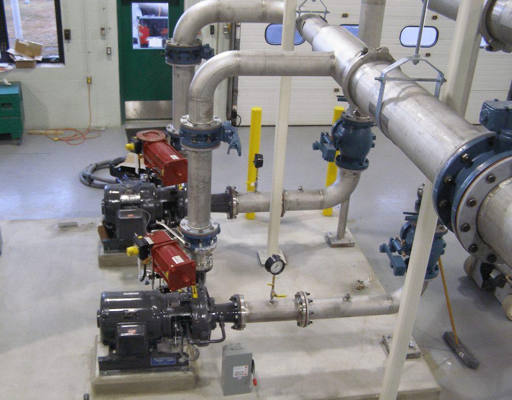keene dual turbines