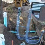 Electrical Conduit Installation for Aquarion