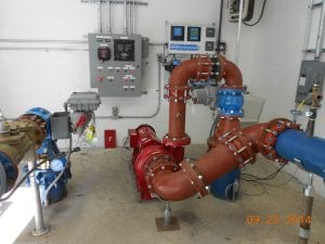 Xylem Pump Photo